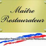 Le titre de Maître Restaurateur est de plus en plus reconnu.