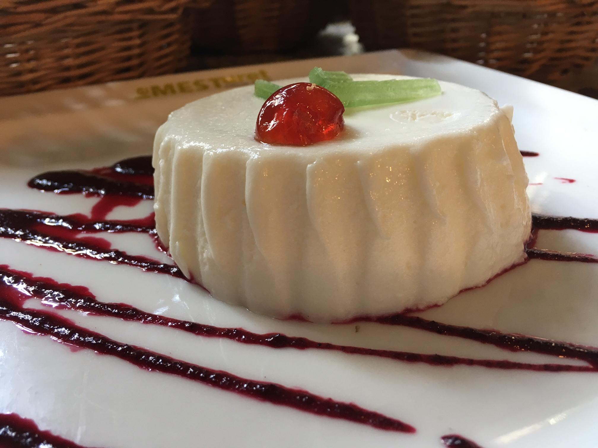 Recette de Bistrot Paris Blanc Manger